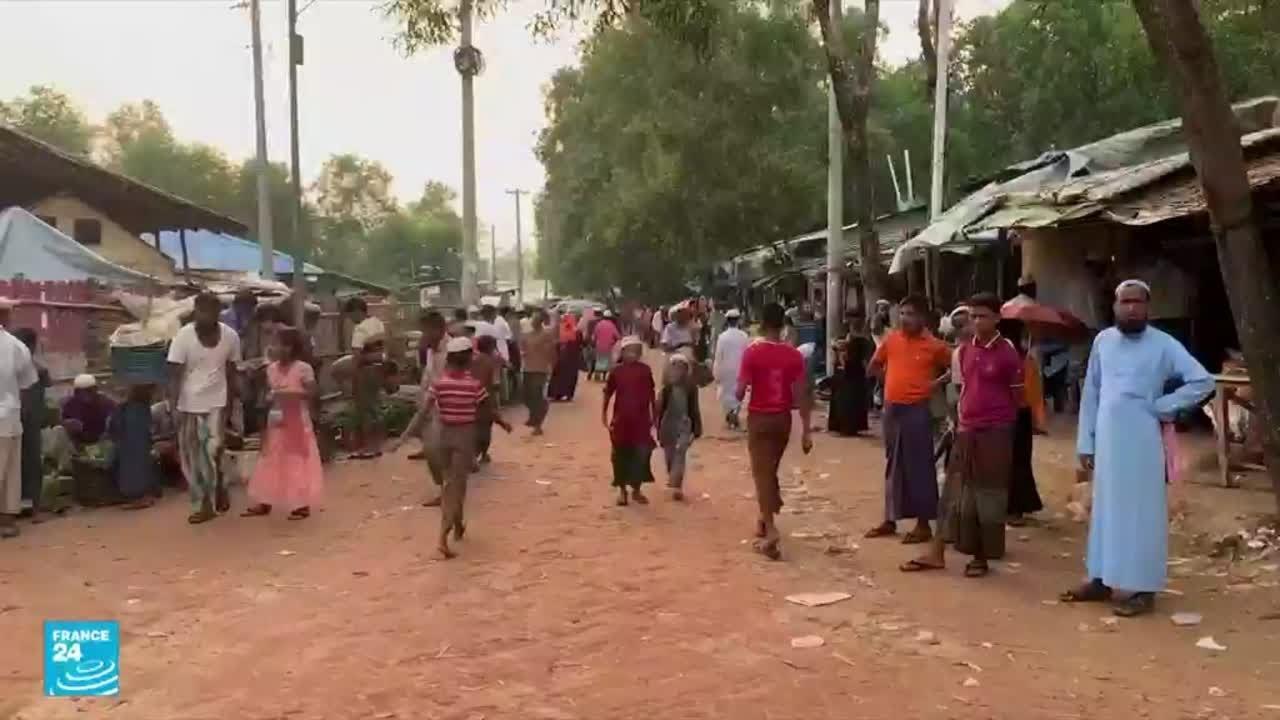 جزيرة نائية في بنغلادش -غير صالحة للسكن- تستقبل آلاف اللاجئين من الروهينغا  - 16:55-2021 / 10 / 11
