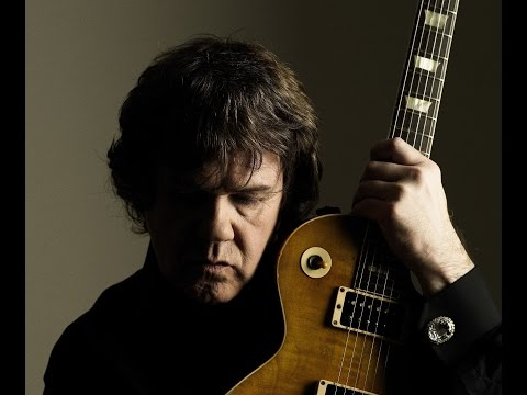 Gary Moore - That Kind Of Woman GUITAR BACKING TRACK