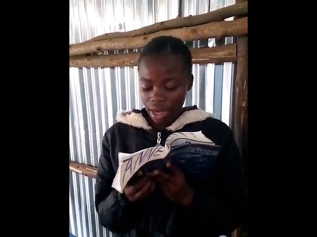 Bible Reading WFF Church Kibera Slum
