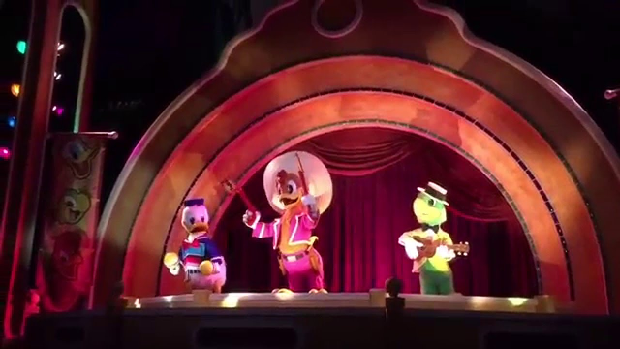 New Animatronics Added To Gran Fiesta Tour Starring The