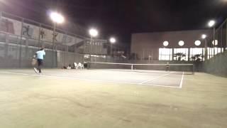 Amatuer Tennis Game 3.0 vs 3.5