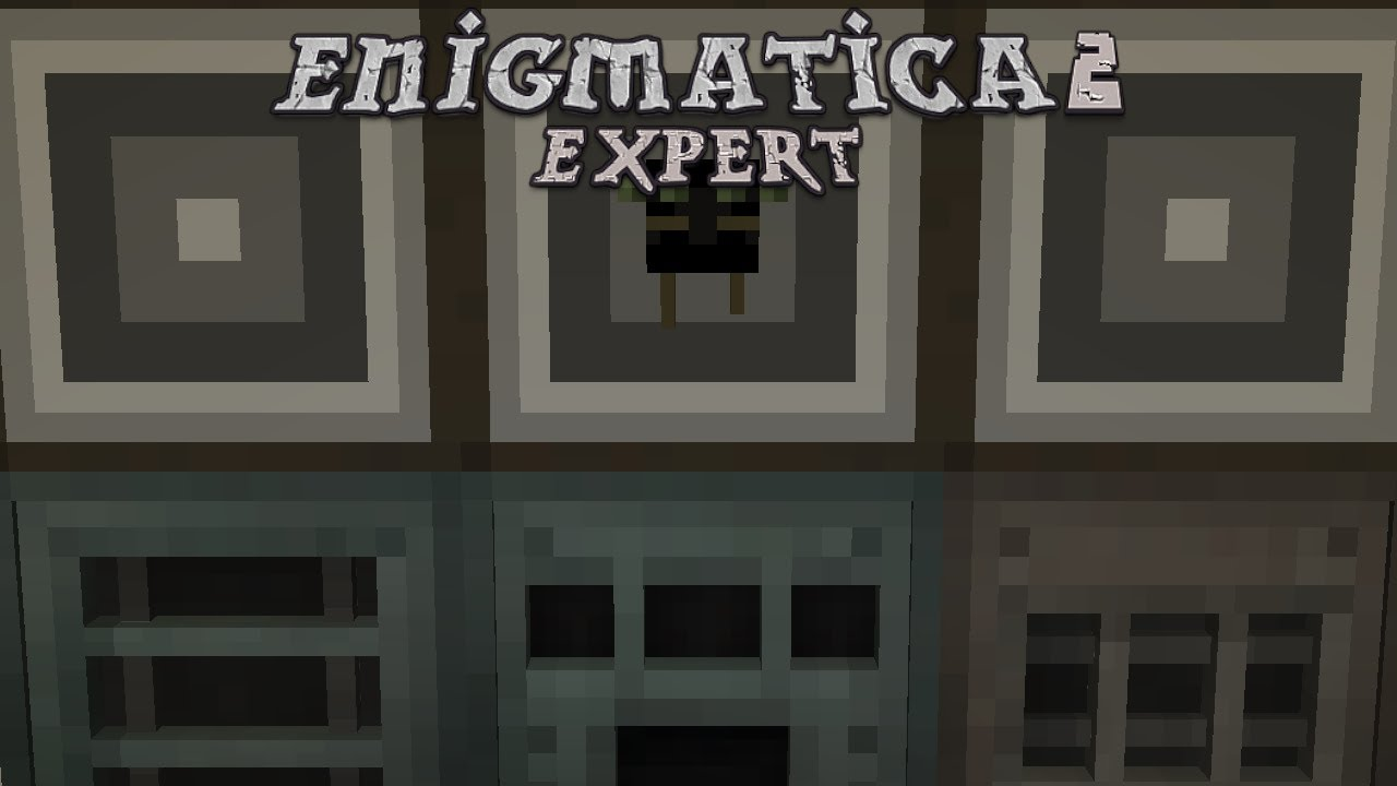 Enigmatica 2 Expert – AUTOMATING ENDER IO [E48] (Modded Minecraft)