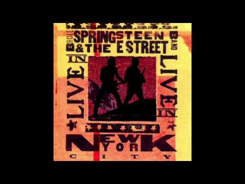 Bruce Springsteen & The E-Street Band – Live In New York City - Tenth Avenue Freeze-Out