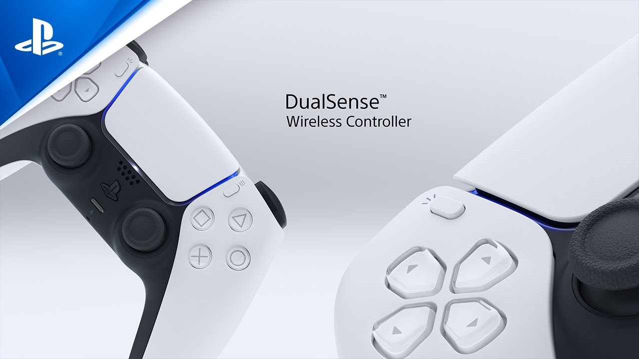 DualSense Wireless Controller Video