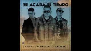 Maximus Wel Ft  Maluma y J Alvarez   Se Acaba El Tiempo DJ YaDee)(Dembow Remix 90 BPM)