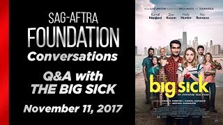 Conversations with THE BIG SICK