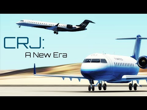 CRJ | An Infinite Flight Film Series - Film 1: A New Era [HD]