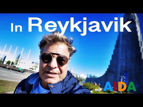 Reykjavik Auf Eigene Faust Mit AIDA Und AIDAluna - Reisen 50plus