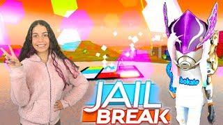 ROBLOX jailbreak UPDATE | & Mad City (16 de abril) Live Stream HD 2ª parte