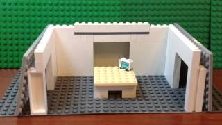 Лего 5 ночей с Фредди 2