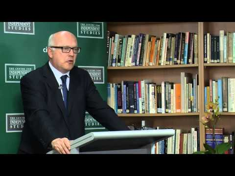 George Brandis on Freedom & Human Rights - August 2013
