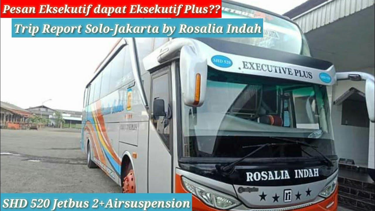 Bus Rosalia Indah Travelerbase Traveling Tips Suggestions