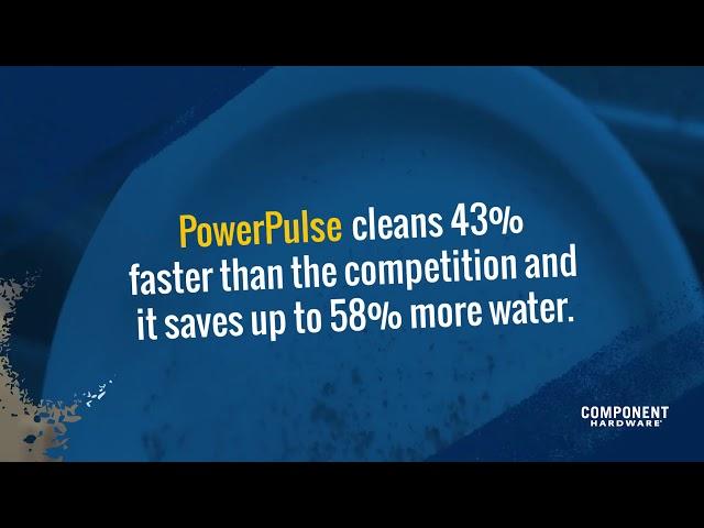 Component Hardware- Encore powerpulse pre rinse spray valves