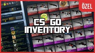 CS:GO Envanterimi İnceliyorum!