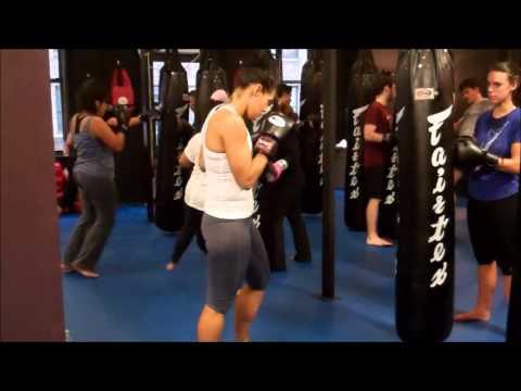 NY Kickboxing classes Midtown Manhattan