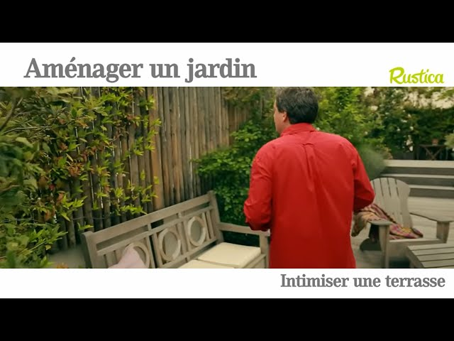 intimiser une terrasse youtube