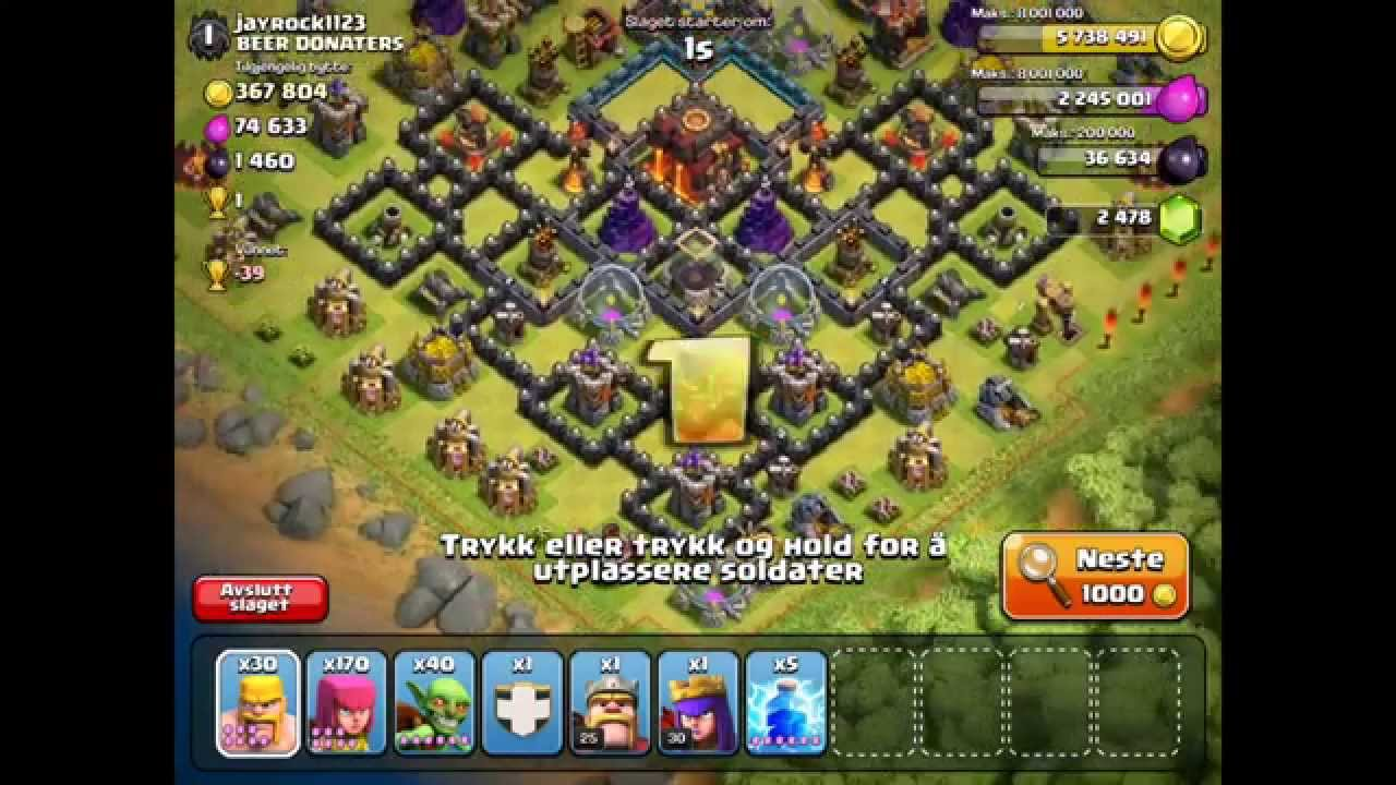 how to get rid of clash of clans