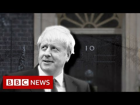 Boris Johnson: 'The
