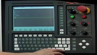 УЧПУ ''Балт-Систем'' NC-220. Обробка вільного профілю