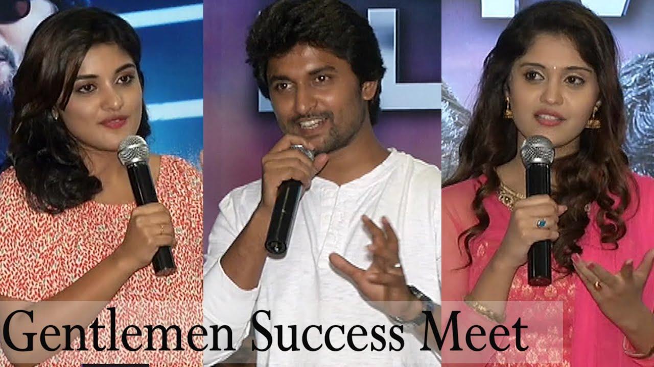 Download Gentlemen Movie Success Meet || Nani, Surabhi - Chai Biscuit