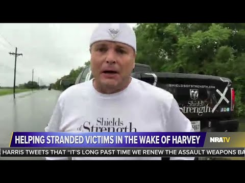 Stinchfield | Kenny Vaughan: Heroism Shinning Bright Throughout South Texas - 8/30/17