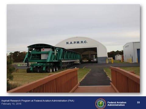 Navneet Garg - Asphalt Research Program at Federal Aviation Administration - 2016 AMAP Conference
