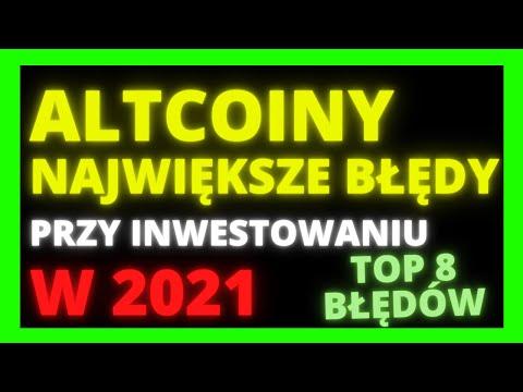 ALTCOINY - Unikaj