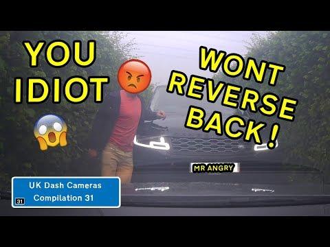 UK Dash Cameras - Compilation 31 - 2019 Bad Drivers, Crashes + Close Calls