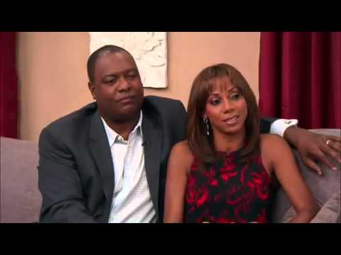 Rodney Peete & Holly Robinson Peete discuss