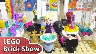 "LEGO Friends 41093, Лего Подружки ""Парикмахерская Хартлейк Сити"""