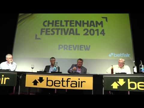 Betfair Cheltenham Festival 2014 Preview - Day 1 Tuesday