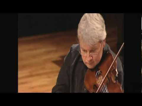 "Eugène Ysaye: ""Le Chimay"" for String Trio Ernst Kovacic, Steven Dann & Anssi Karttunen in Esbjerg"