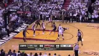 Spurs Ball Movement