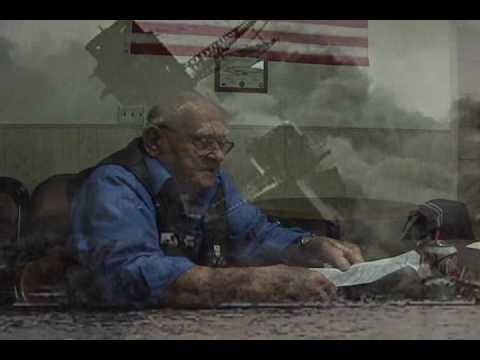 World War Two Veteran Interview: Orrel Cecil; USS Juneau