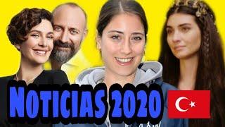 Halit Ergenç bergüzar Korel Tuba Büyüküstün Hazal Kaya Noticias 2020 #HalitErgenç #hazalkaya #tuba
