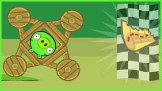 Bad Piggies HD V2.0 Ground Hog Day Level Level 1-10