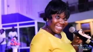 Gambar cover Minister K-Ci ft. Becky Bonney - Altar Of Worship 2018
