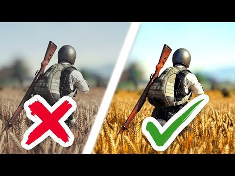 How to make your game LOOK AMAZING! - Battlegrounds Reshade Guide