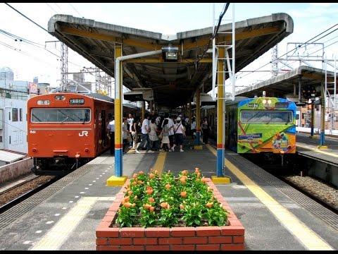 Riding the JR Osaka Loop Line