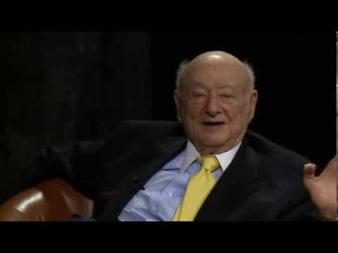 The Human Parade: Ed Koch