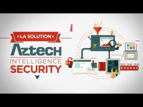 AZTECH - Motion Design by 5W Creative Network
