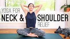 Yoga for Neck and Shoulder Relief - Yoga With Adriene
