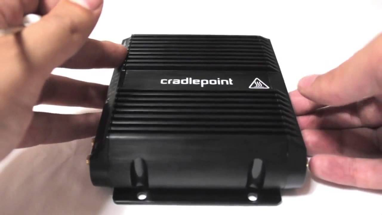 CradlePoint IBR1100 Router Driver Windows XP