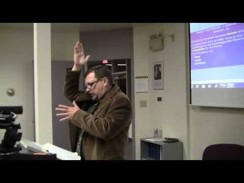 Quest, Fall 2014 - Dr. Jim Gimbel, Part 3 of 4
