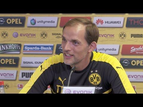 Thomas Tuchel: Gegner wird über sich hinauswachsen | Rasenballsport Leipzig - BVB