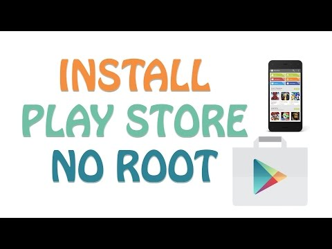 Tutorial #Come Scaricare ed Installare Google Play Store (No RooT)