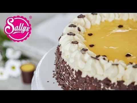 Eierlikör Schokoladen Torte / alkoholfrei