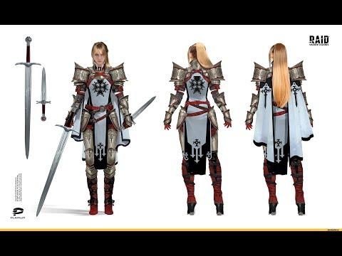 Raid Shadow Legends Юлиана Таланты Королева Клинков