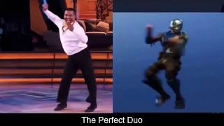 FORTNITE BAILES IN REAL LIFE SEASON 4 The Perfect Duo