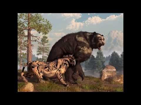 10 Amazing Extinct Animals from the Pleistocene